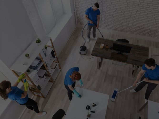 Čišćenje i održavanje poslovnih prostora, kancelarija