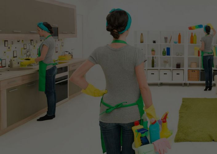 Čišćenje i održavanje stanova/kuća te ostalih prostora