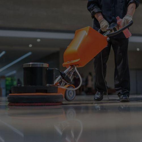 Pranje, održavanje i zaštita svih vrsta podova