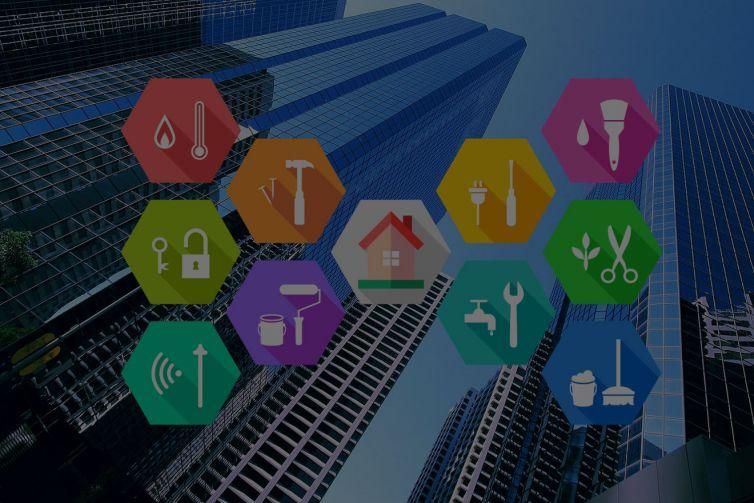 Facility management <br/><h5>upravljanje i održavanje nekretnina</h5>